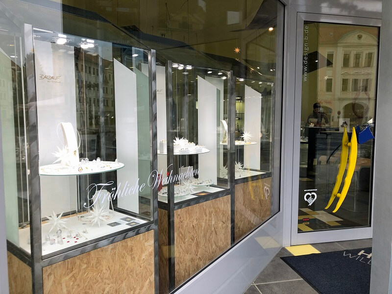 BALDAUF schmuckdesign - Ladengeschäft in Zittau