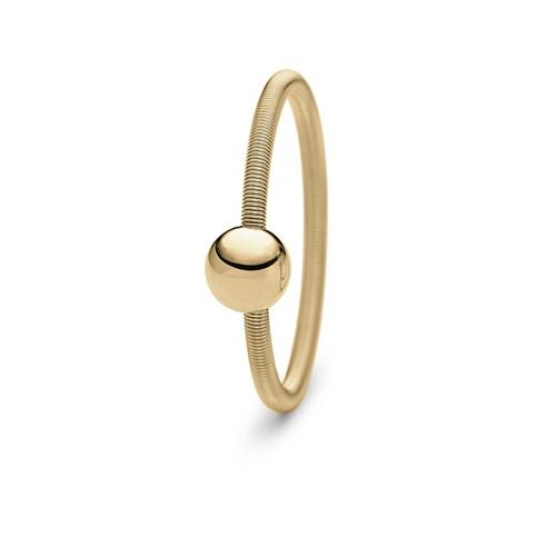 Niessing Colette Ring einfach in Gelbgold. N281521g