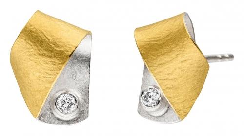 Kleine Schleifen aus 925 Silber für eine große Wirkung.