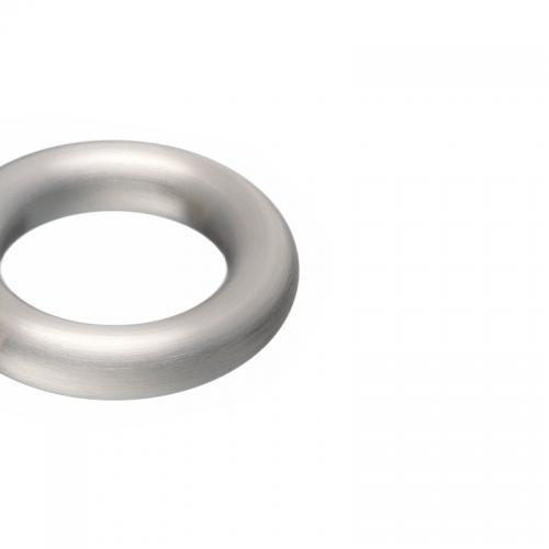...die einfachste Form einen Ring zu tragen in 6mm Breite